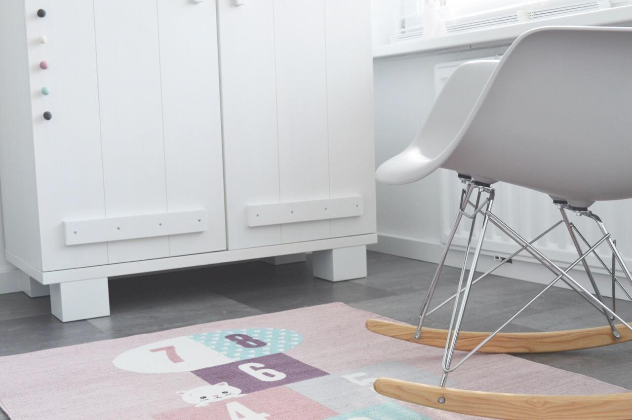 Interieur styling babykamer
